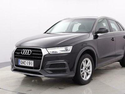 käytetty Audi Q3 Business Style Edition 2,0 TDI clean diesel 110 kW quattro S tronic