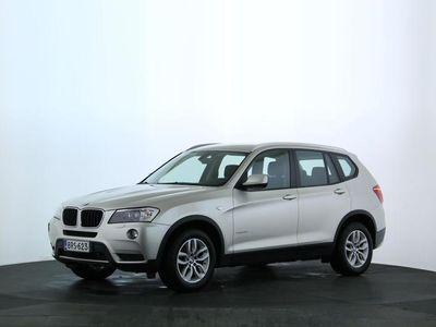 käytetty BMW X3 F25 xDrive20d TwinPower Turbo A Business Automatic | Rahoitustarjous 1,3 % korko + kulut