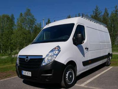 käytetty Opel Movano Van L3H2 (3,5t) 2.3 CDTI BiT 107 (18.A)