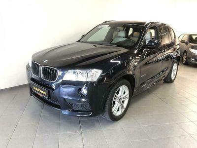 käytetty BMW X3 xDrive20d Twin-Power Turbo AUT F25 *M-SPORT PACKAGE* ACTIVE STEERING*NAVI* BI-XENON*Merkkihuolettu*