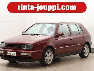 käytetty VW Golf 1,8 GL 5d aut. - Seuraava katsastus 03/2021