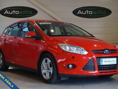 käytetty Ford Focus 1.0 ECOBOOST TREND, TUTKA + CRUISE + AC. Myös vaihto ja rahoitus.