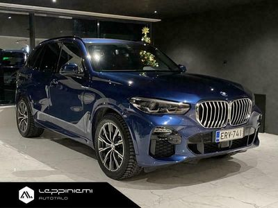 käytetty BMW X5 xDrive45e M-Sport A / Hieno yksilö! / Rahoitus / Vaihto