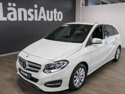 käytetty Mercedes B200 CDI 7G-DCT ´Näyttävä ja varusteltu´ **** LänsiAuto Safe -sopimus hintaan 590EUR. ****