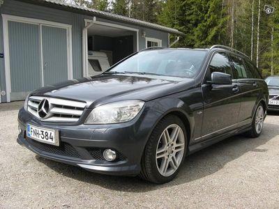 käytetty Mercedes C250 CDi AMG Paketti