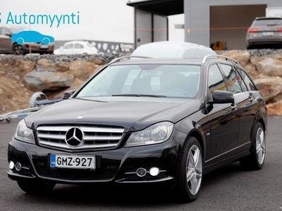 käytetty Mercedes C220 CDI