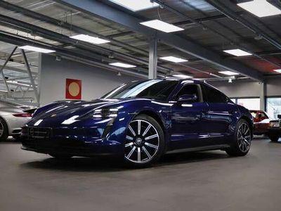 käytetty Porsche Taycan 4S