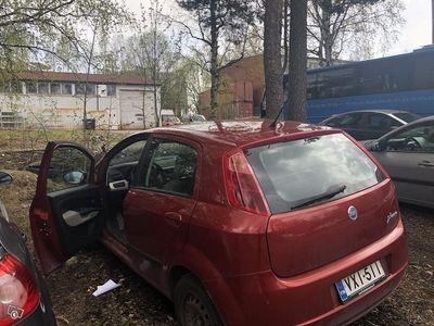 käytetty Fiat Punto 1.4 benzin2006