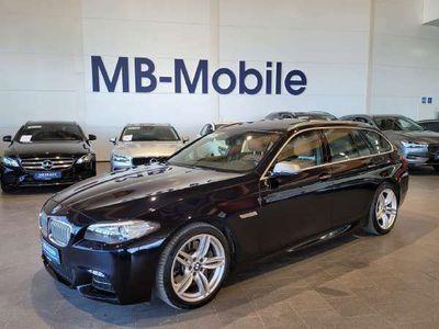 käytetty BMW M550 d xDrive 280kW F11 M-Sport