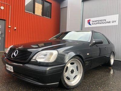 käytetty Mercedes CL600 * V12,Lorinser,Siisti,* VAIHTO/RAHOITUS