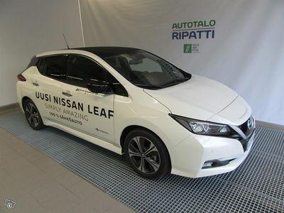 käytetty Nissan Leaf Tekna 40 kWh 2-tone FI