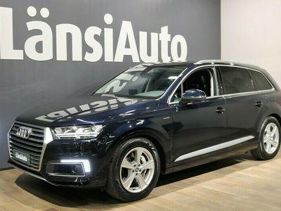 käytetty Audi Q7 Business 3,0 V6 TDI e-tron quattro tiptronic // Adapt. Vakkari, Digimittaristo, Navi, LED, PKamera, Panoraama // **** LänsiAuto Safe -sopimus hintaan 590€. ****