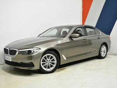 käytetty BMW 520 520 G30 Sedan d A xDrive Business Comfort***Metalliväri, vetokoukku BPS takuu 24kk/ 40tkm***
