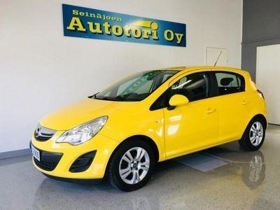 käytetty Opel Corsa 1.2