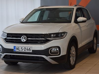käytetty VW T-Cross - Sport 1,0 TSI 85 kW (115 hv) DSG-automaatti