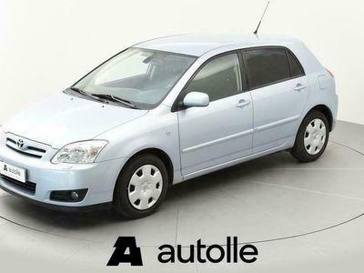 käytetty Toyota Corolla *NÄPPÄRÄ* 1.6 VVT-i Sol 5d Tarkastettuna ja Rahoituksella!