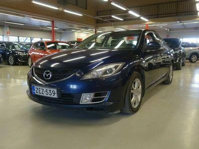 käytetty Mazda 6 Sedan 2,0TD Elegance 6MT 4ov UF1