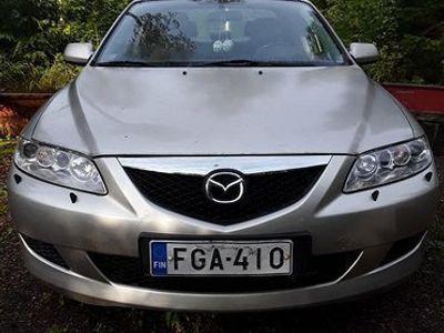 käytetty Mazda 6 1.8 2003