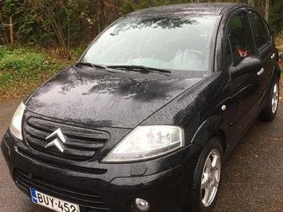käytetty Citroën C3 1.4 2009 169680 km