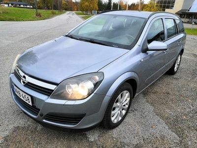 käytetty Opel Astra Station Wagon