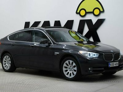 käytetty BMW 530 Gran Turismo 530 d xDRIVE Sedan (AA) 4ov 2993cm3 A