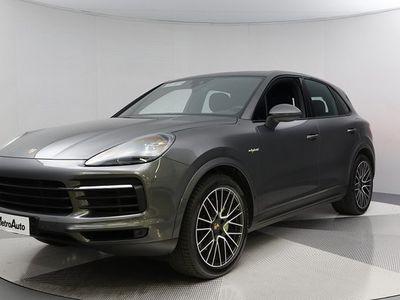 """käytetty Porsche Cayenne E-Hybrid Ilma-alusta, Panorama, 21"""" vanteet, Kamera"""