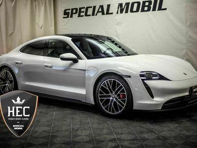 käytetty Porsche Taycan 4S 420 kW Performance Battery Plus (Matrix, HUD, Hieronta, Panorama, Nelipyöräohjaus, Chrono)