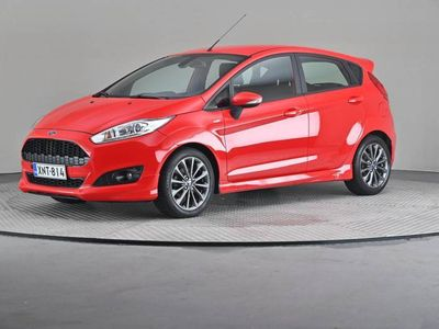 käytetty Ford Fiesta 1,0 EcoBoost 100 Start/Stop ST-line