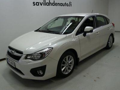 käytetty Subaru Impreza 1,6i-S (CD) CVT (MY14)