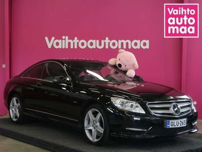 käytetty Mercedes CL500 BE 4Matic AMG-Styling H&K Adapt cruise ILS + IHC Nightvision