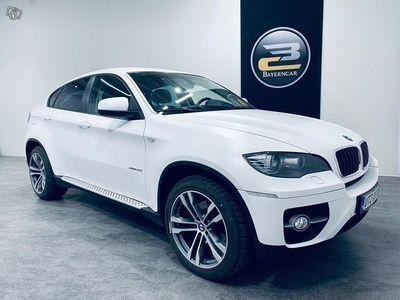 käytetty BMW X6 A E71