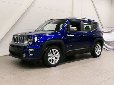 käytetty Jeep Renegade 1,3 150hv T4 DCT FWD Limited Plus