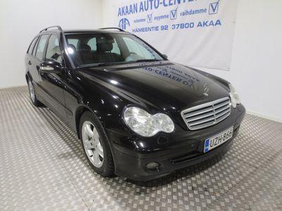 käytetty Mercedes C200 CDI STW A