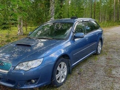 käytetty Subaru Legacy 2.0 diesel