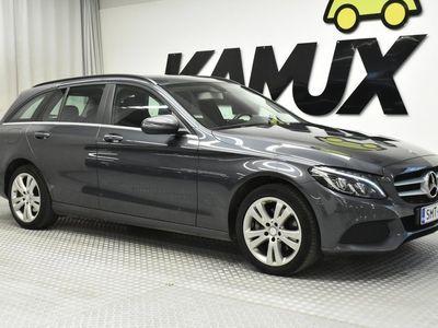 käytetty Mercedes C220 d T A Premium Business Avantgarde // BT / TUTKAT / VAKKARI / ILS-VALOT //