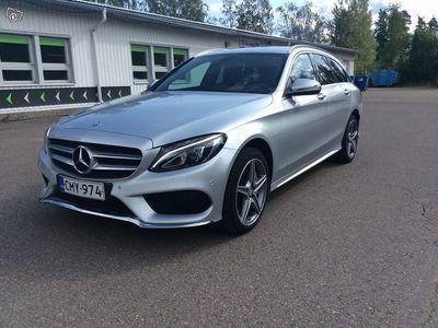 used Mercedes C250 D 4MATIC