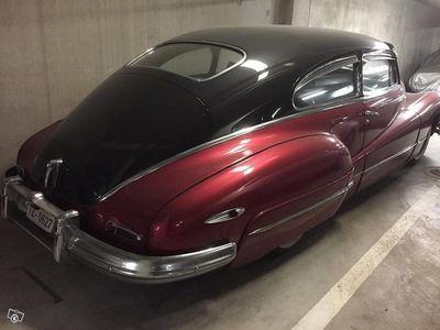 käytetty Buick Super sedanette 1946