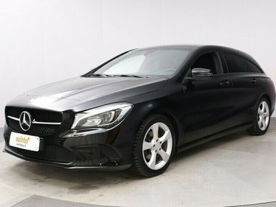 käytetty Mercedes 180 CLA-sarjaShooting Brake Premium Bsn / LED-ajovalot / Peruutuskamera / Night -paketti