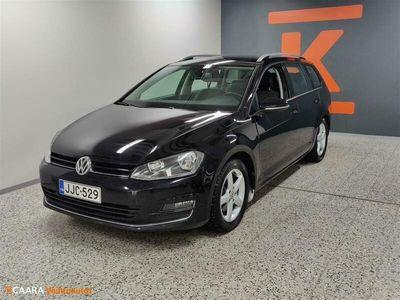 käytetty VW Golf Variant Highline 1,4 TSI 103 kW (140 hv) BlueMotion Technology DSG