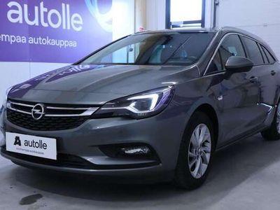 käytetty Opel Astra *EDULLINEN* Sports Tourer Innovation 1,0 Turbo A. Upea Farmari! Tarkastettuna, Rahoituksella, Kotiin