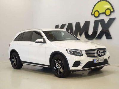 käytetty Mercedes GLC220 Glcd 4MATIC 9G-Tronic | AMG | Burmester |