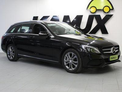 käytetty Mercedes C250 BlueTec T A Premium Business / Osanahkaverhoilu / Panorama / Navi