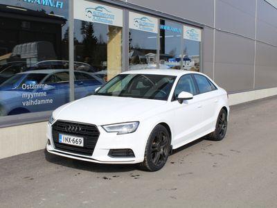 "käytetty Audi A3 Sedan Business 1.0 TFSI 85kW S tronic *18""ALUT/TUTKAT/LED*"
