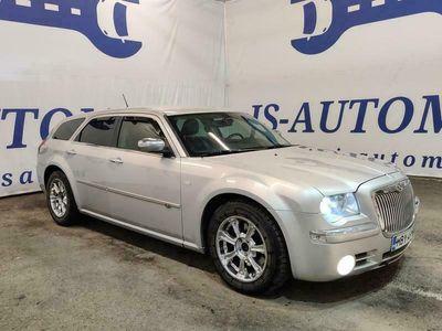 käytetty Chrysler 300C 3,0 V6 CRD * Tilavaja tehokas farkku * Kotiintoimitus * Vaihto ja Rahoitus *