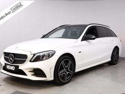 käytetty Mercedes C300 e T A Business AMG Edition EQ Power