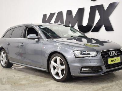 käytetty Audi A4 Avant 2,0 TDI 140 kW quattro / Juuri huollettu + jakopää / S-Line / Koukku / Alv