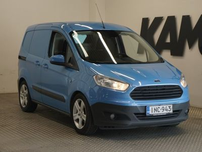 käytetty Ford Transit Courier 1,6 TDCi 95 hv Trend # SUOMI-auto # Cruise #