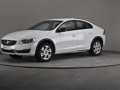käytetty Volvo S60 CC D3 Business Classic A- On Call, Navi-