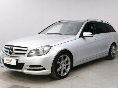 käytetty Mercedes C250 BE T A