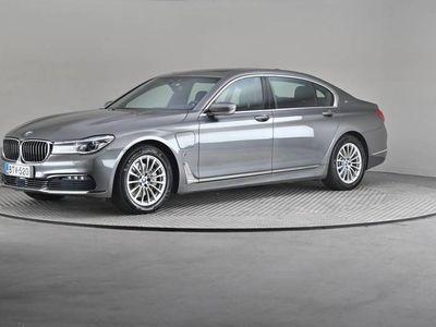 käytetty BMW 740 7 Serie G12 Sedan Le iPerf A xDrv Bsn Excl- Huippuvarusteet-